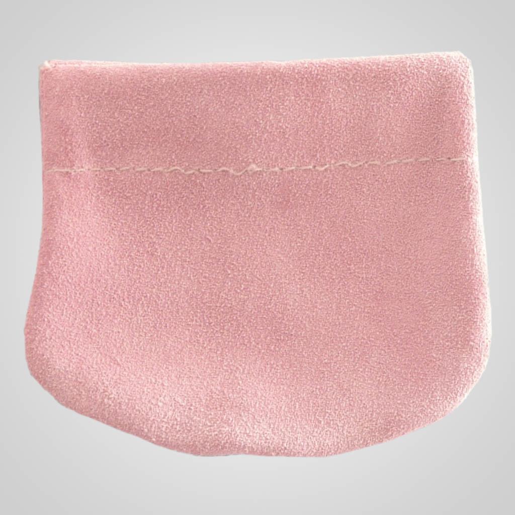 62897PL - Pink Leather Wallet, Plain