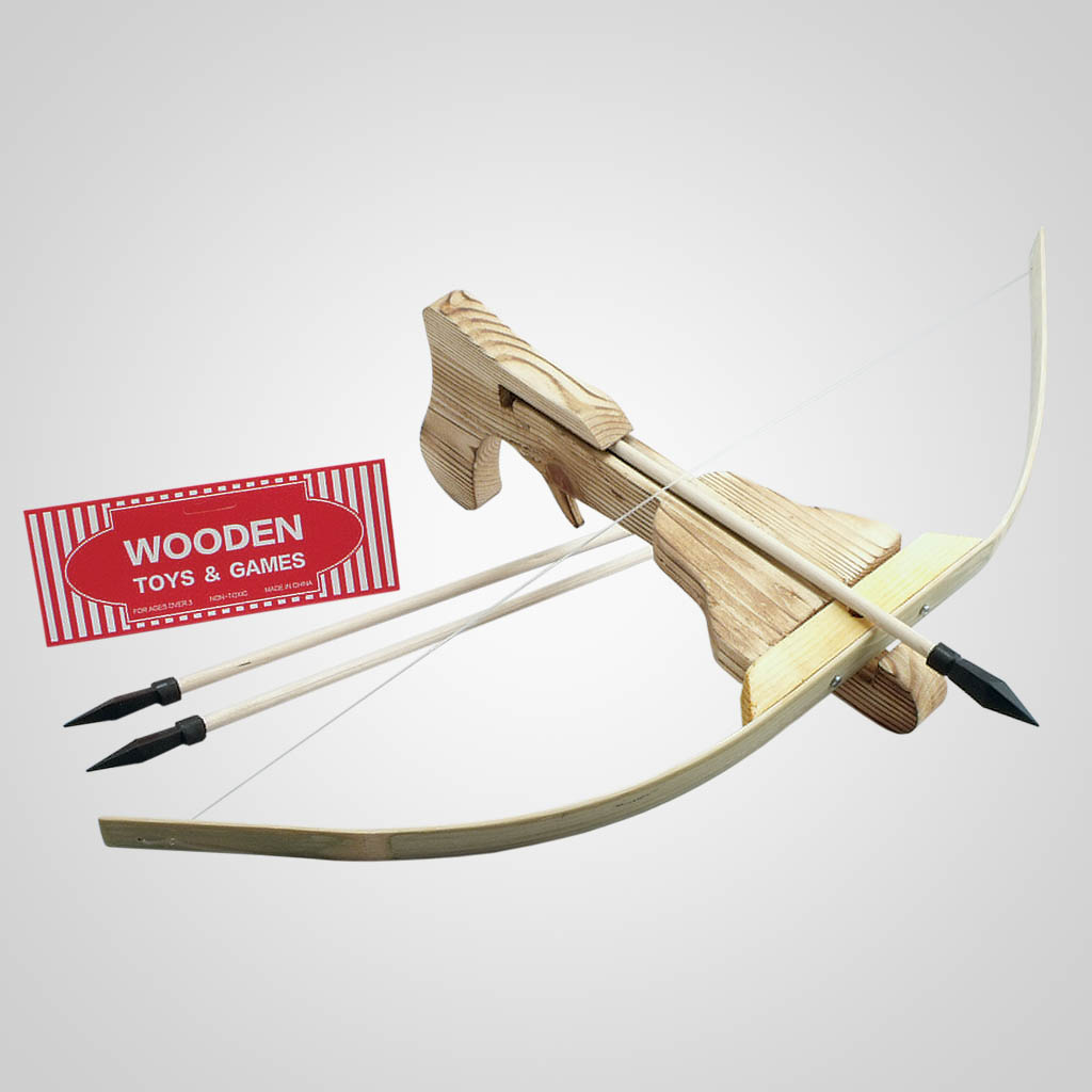 63038 - Toy Wooden Crossbow