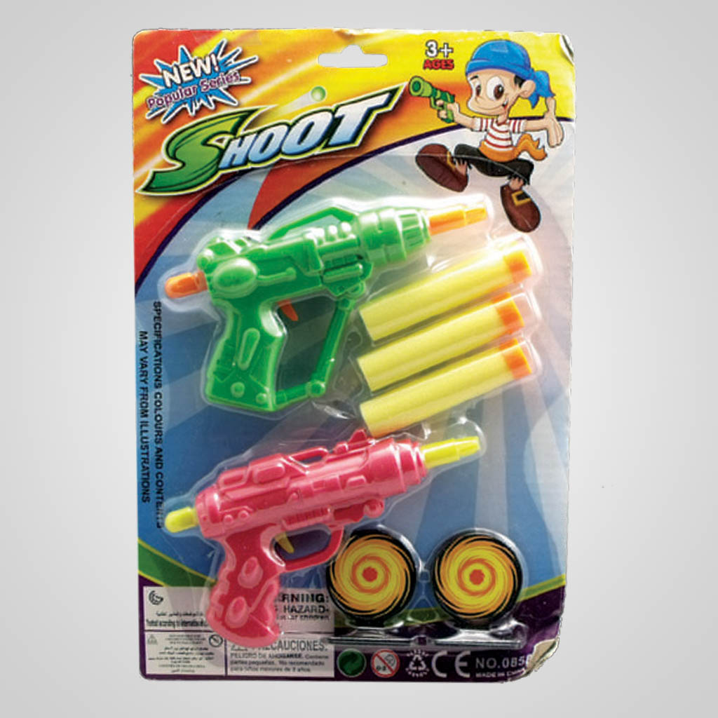 63130 - Foam Dart Ray-Gun 2-Pack