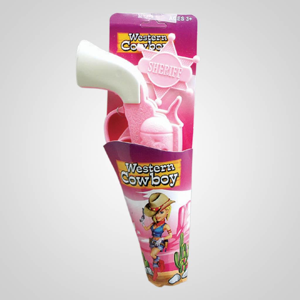63136 - Pink Plastic Pistol