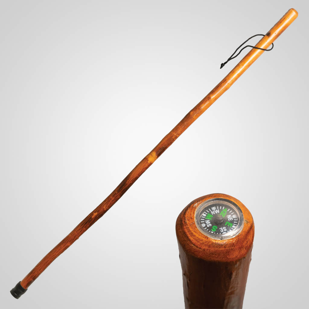 63316 - Walking Stick With Compass