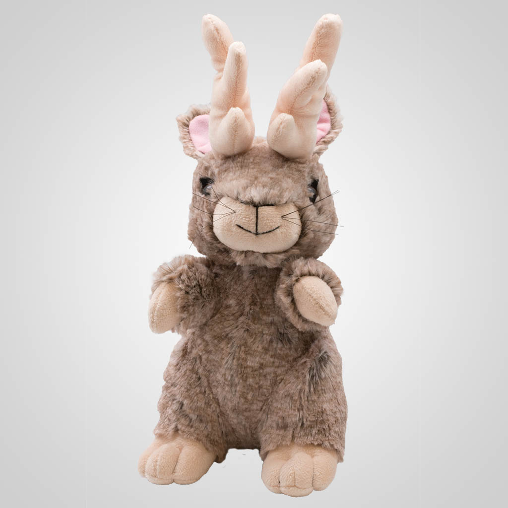 63331 - Plush Jackalope, Plain