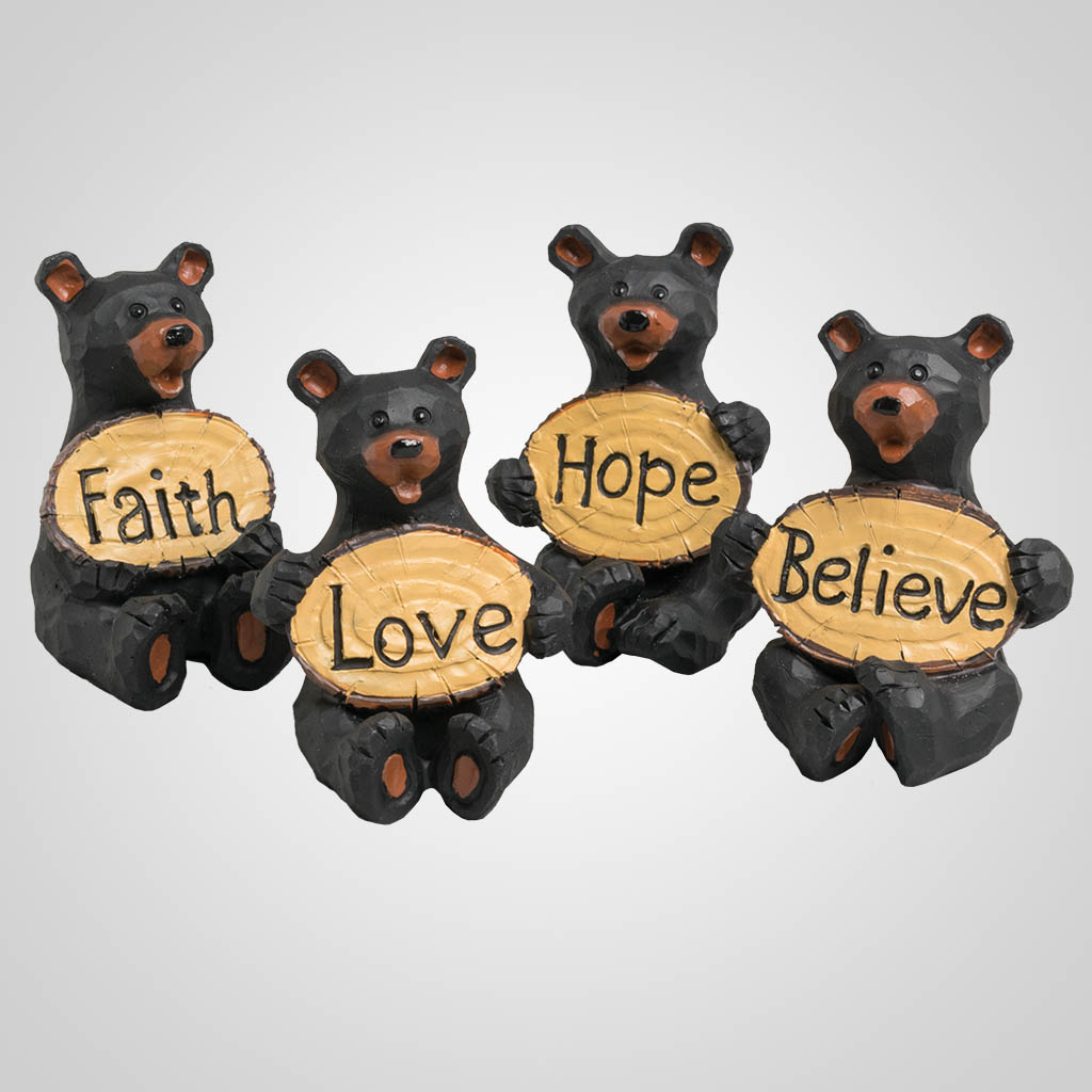63336 - Bears With Signs