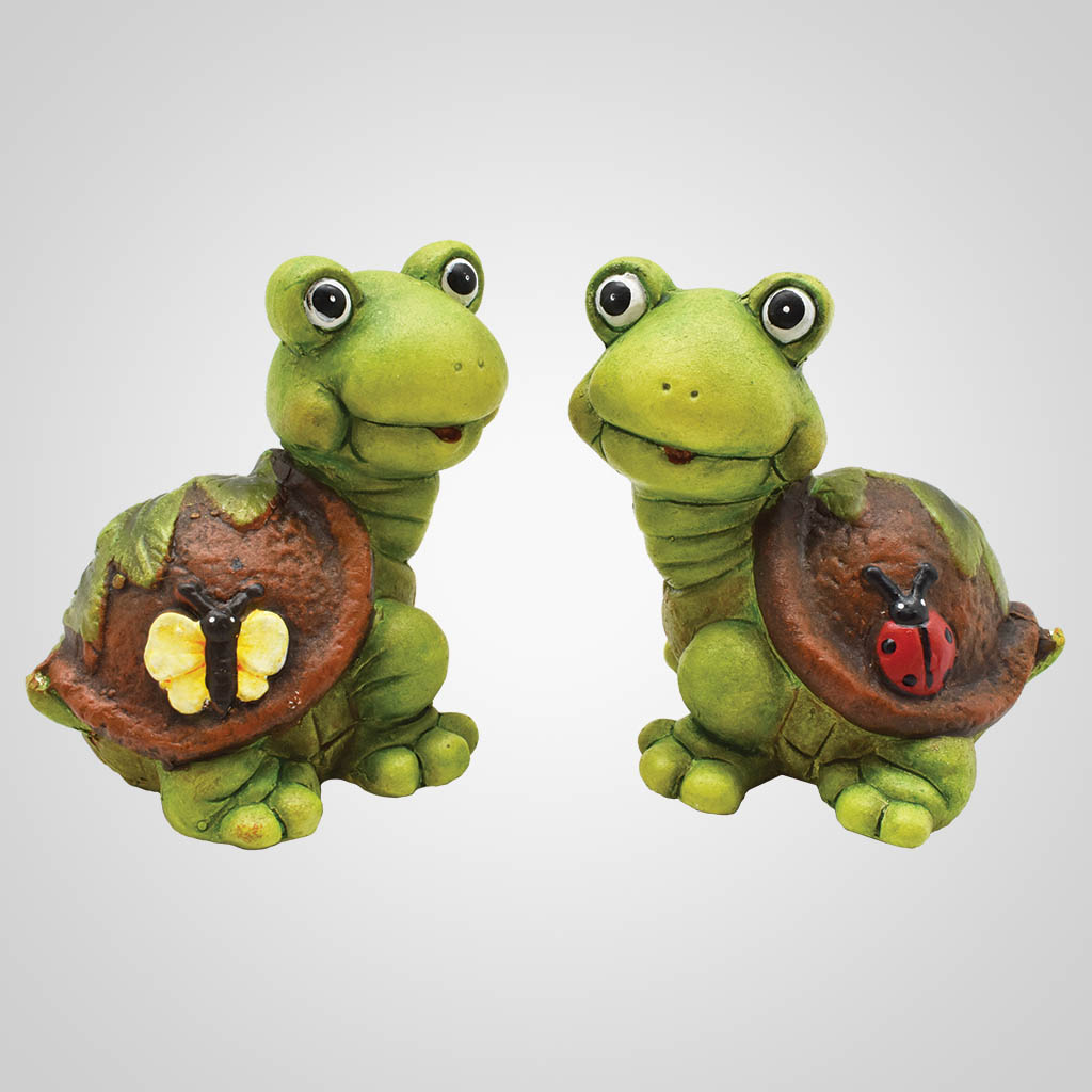 63340 - Comic Ceramic Turtles