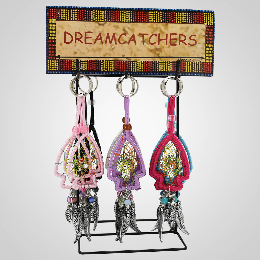 63345 - Arrow Dreamcatcher Keychain
