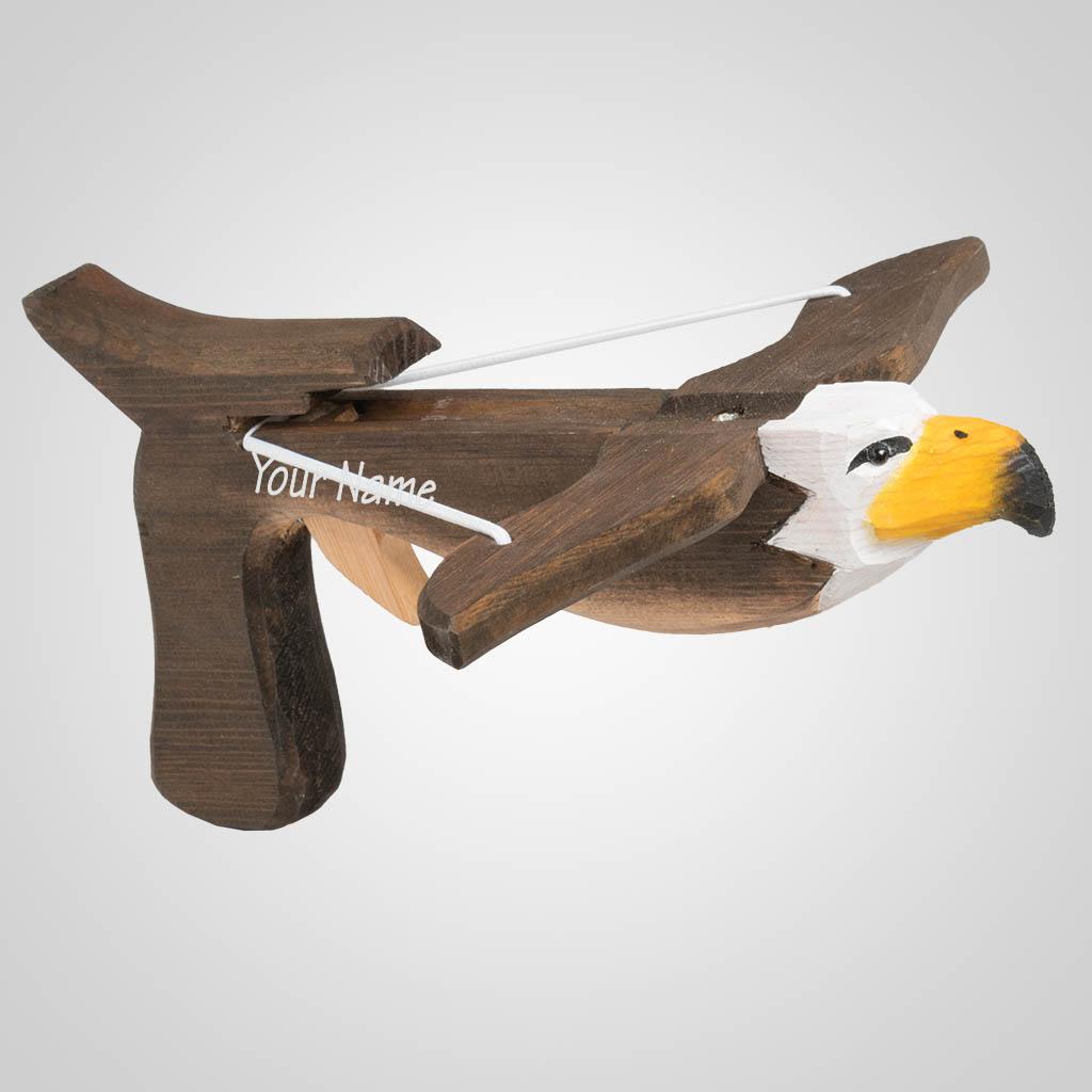 63400IM - Eagle Marshmallow Shooter, Name-Drop
