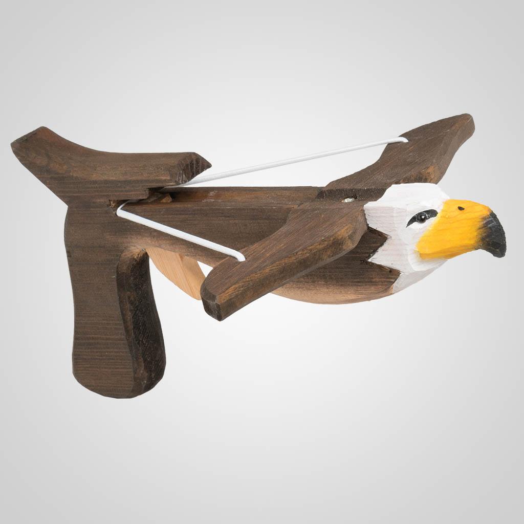 63400PL - Eagle Marshmallow Shooter, Plain