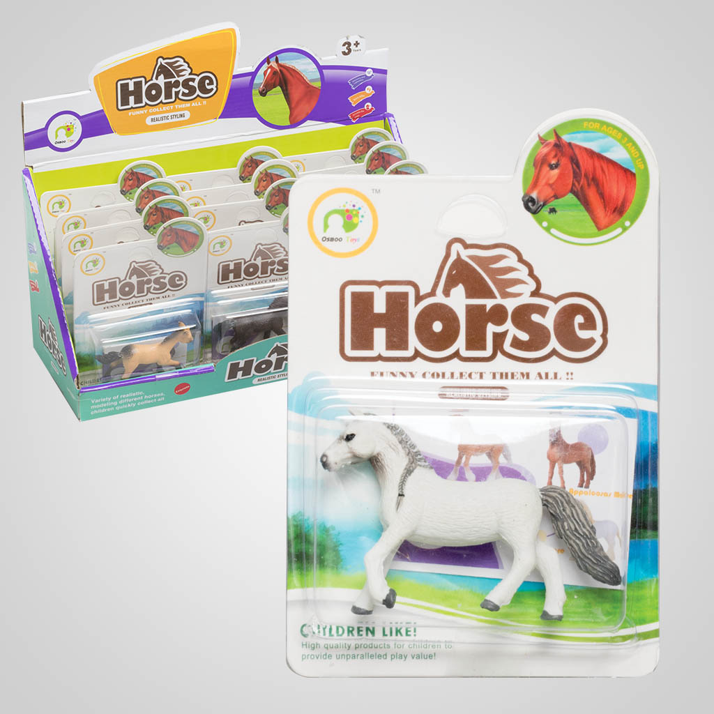63424 - Collectible Horse Figurines