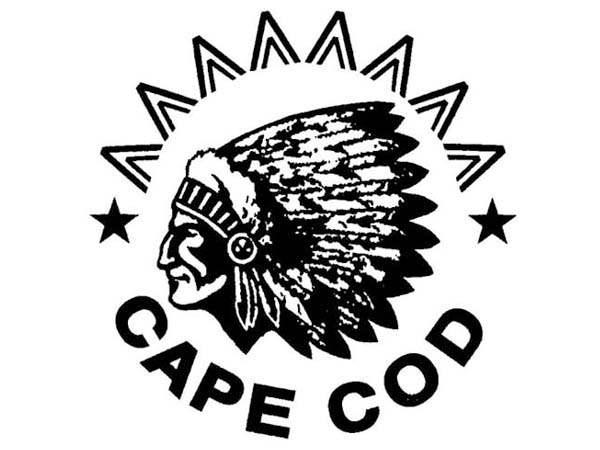 DD0101 - Indian Chief Drum Design, Cape Cod