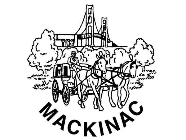 DD0106 - Mackinac Bridge Drum Design