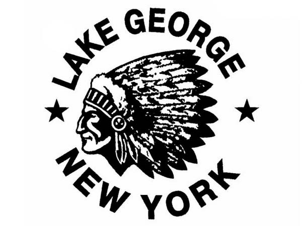 DD0115 - Indian Chief Lake George Drum Design