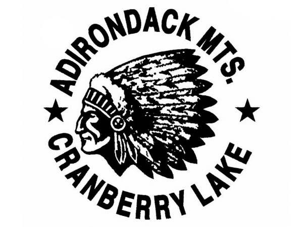 DD0116 - Indian Chief Adirondack Mts Drum Design
