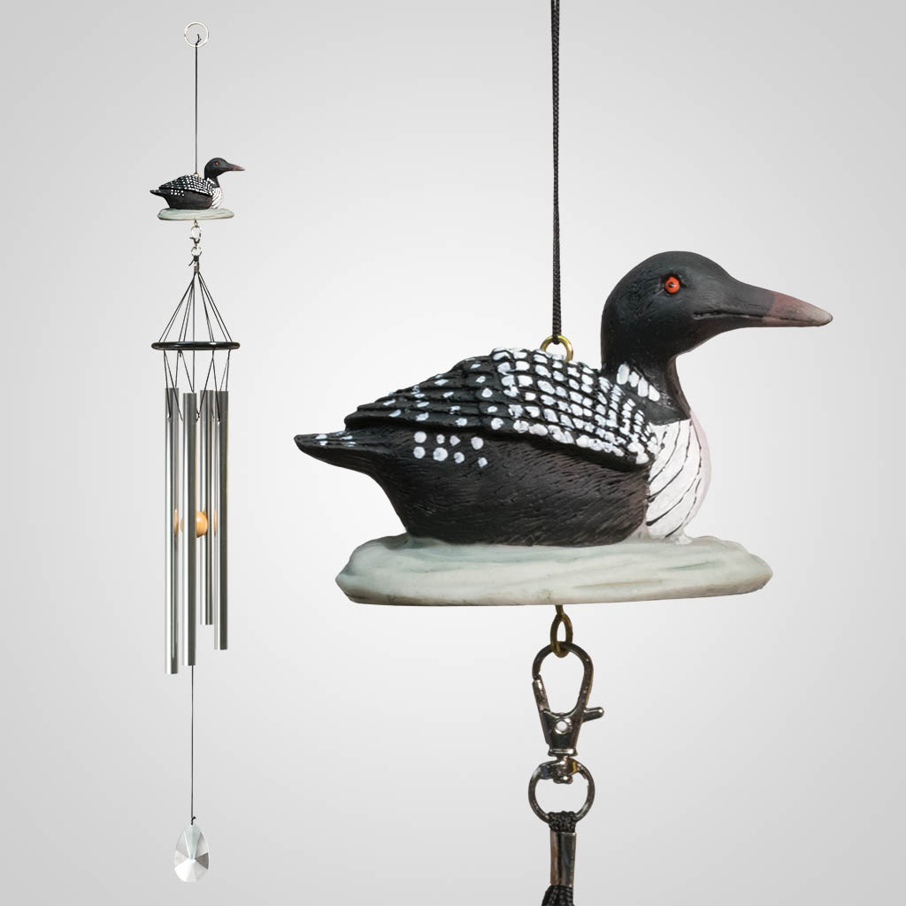 15703 - Loon Wind Chime