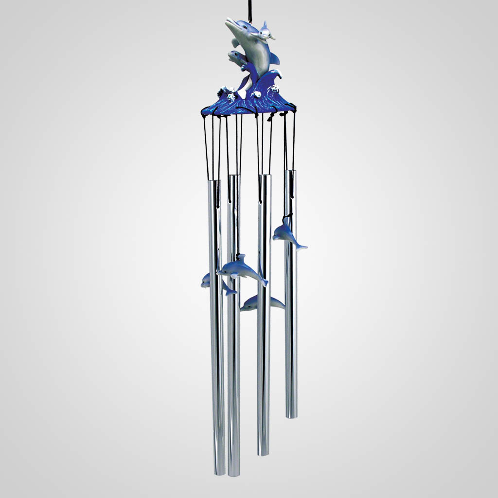 16936 - Dolphin Sunglow Wind Chime