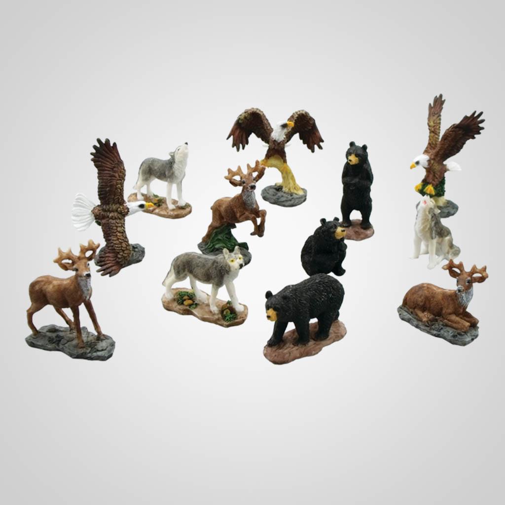 17383 - Wildlife World Figurines