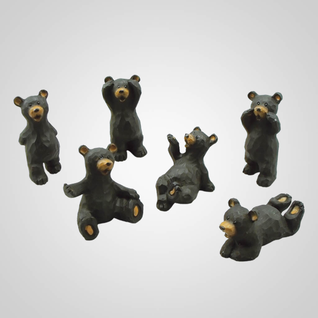17407 - Comical Bear (Assortment)