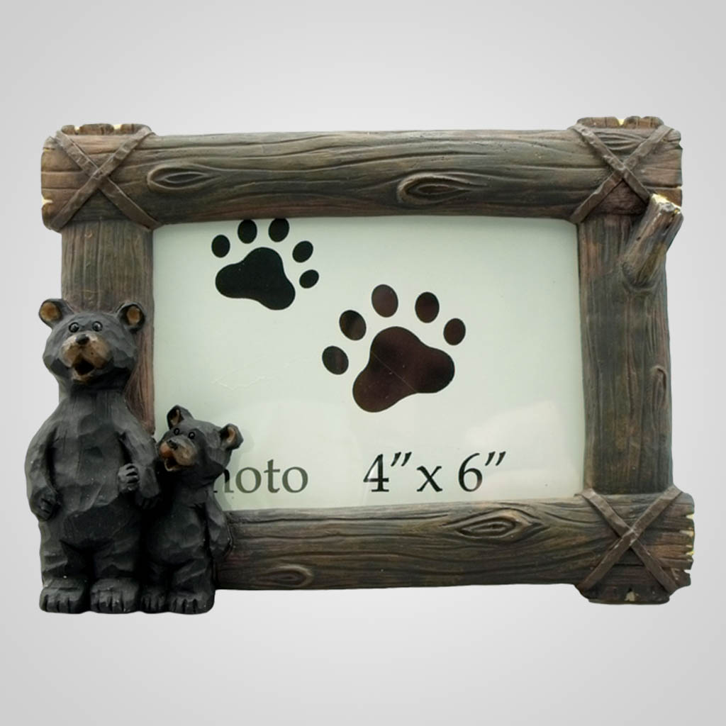 17634 - Photo Frame Bears
