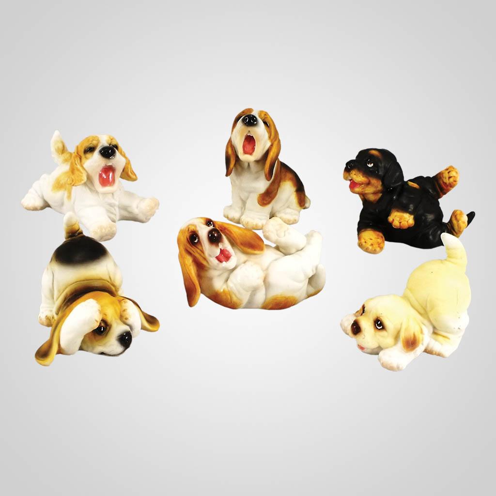 18510 - Puppies At Play