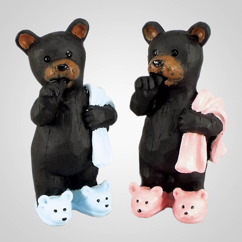 18616 - Nighty Night Bear Figurine