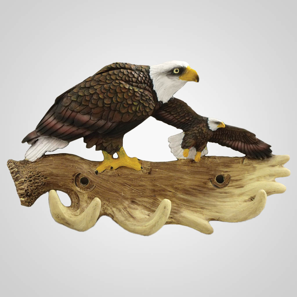 18810 - Eagle Antler Key Holder