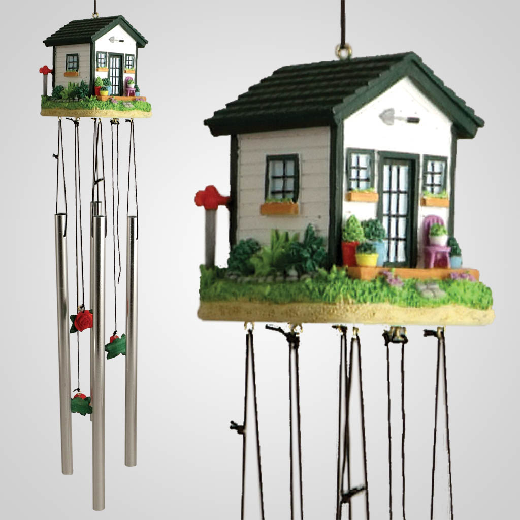 18822 - Garden Shed Wind Chime