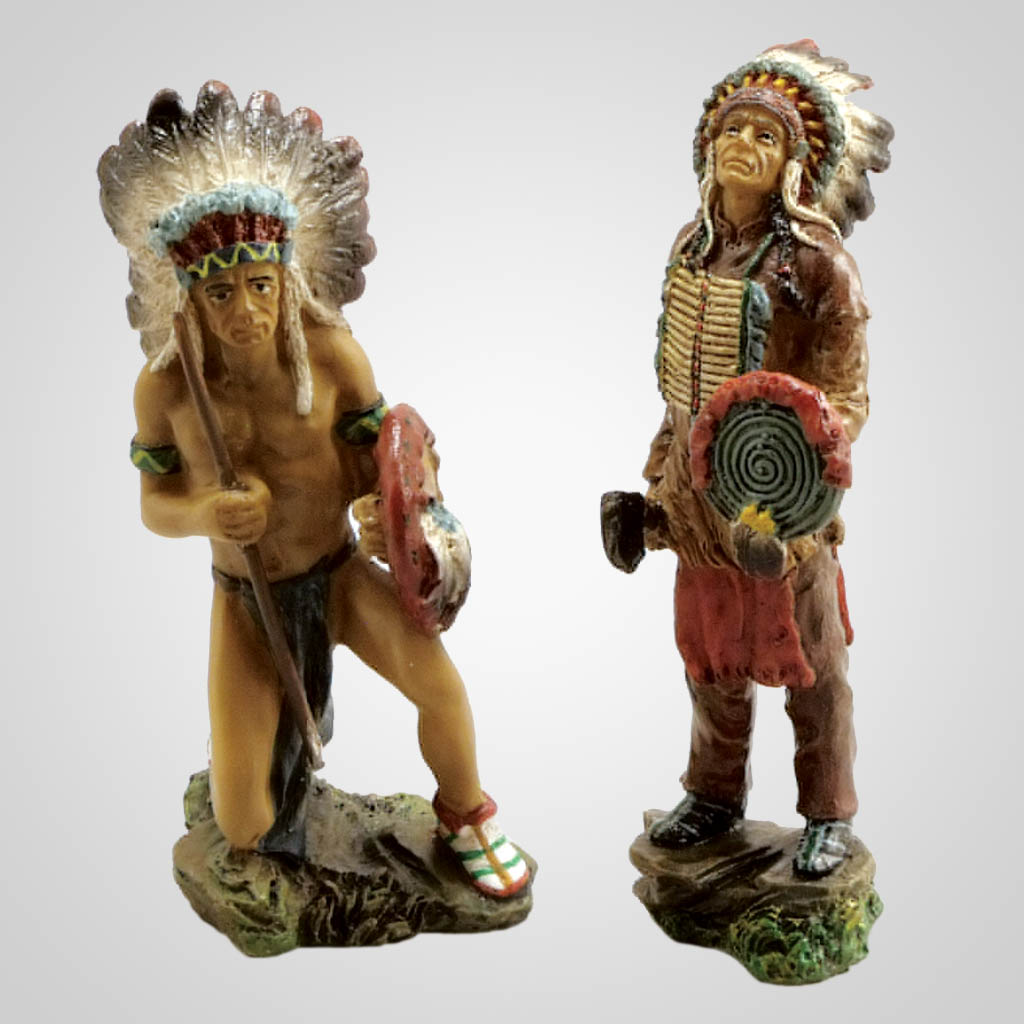18938 - Indian Figurine
