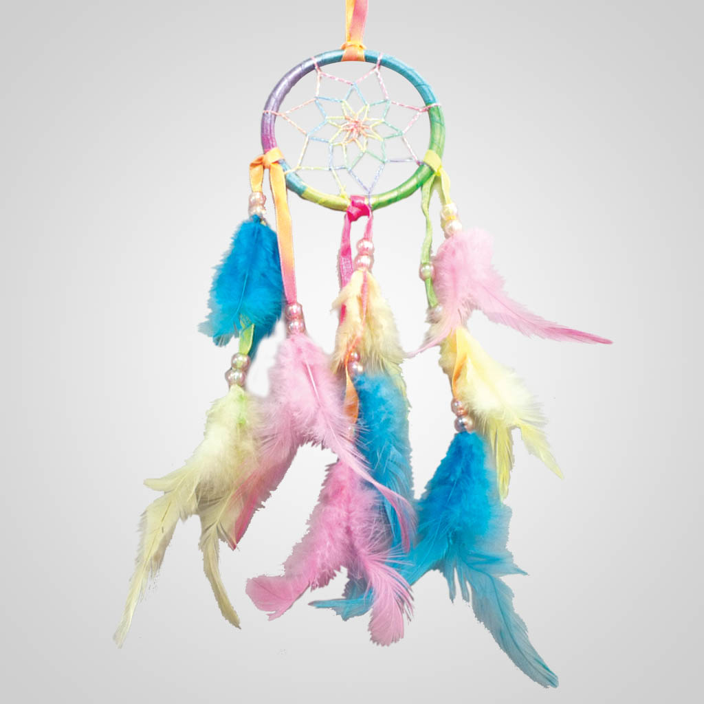 18951 - Rainbow Dreamcatcher
