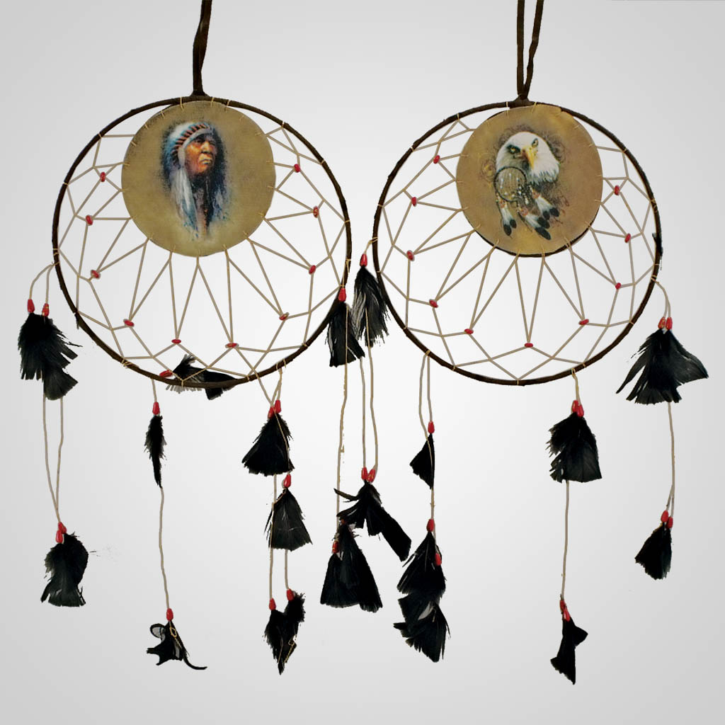 18958 - Dreamcatcher With Print