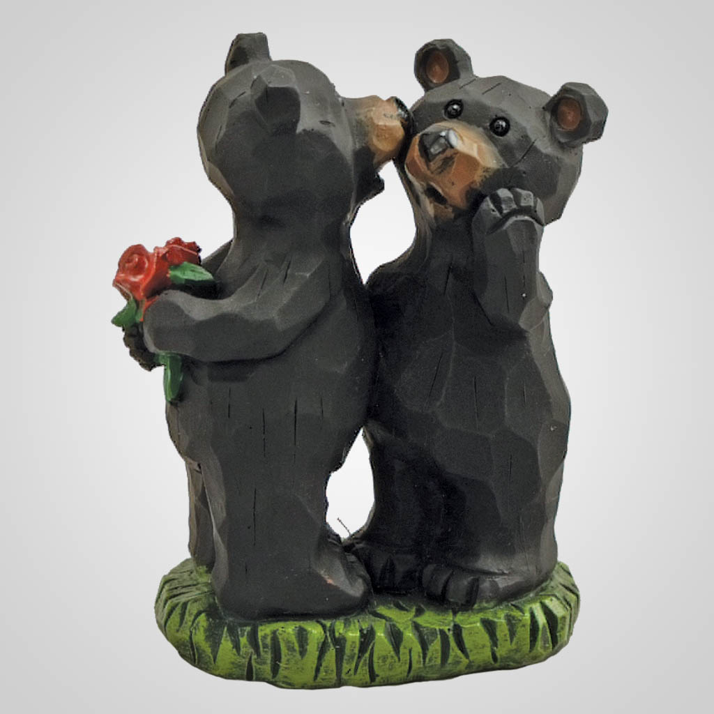 19032 - Bears In Love Figurine