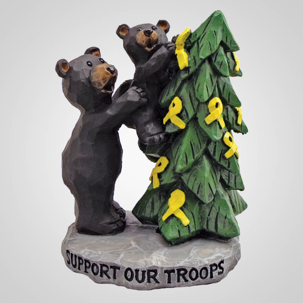 19035 - Support Our Troops Bears