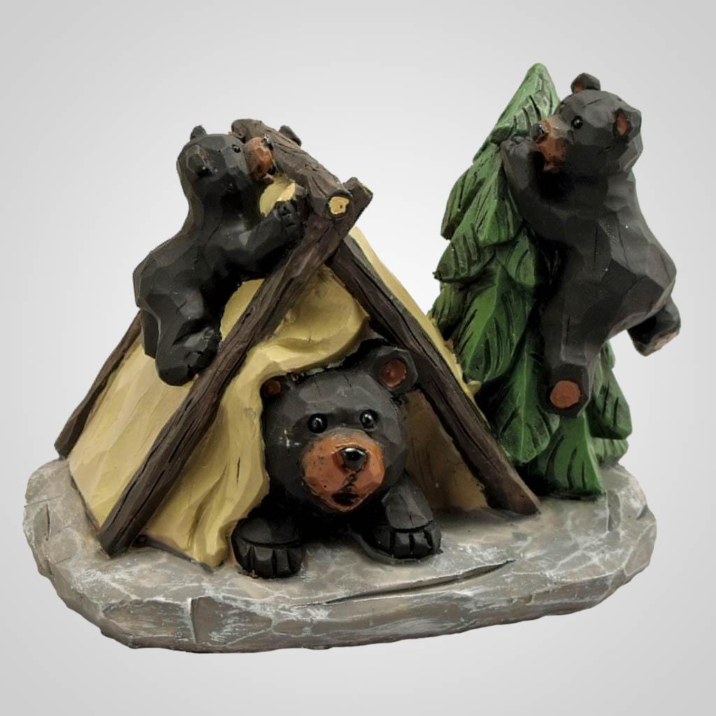 19039 - Camping Bears