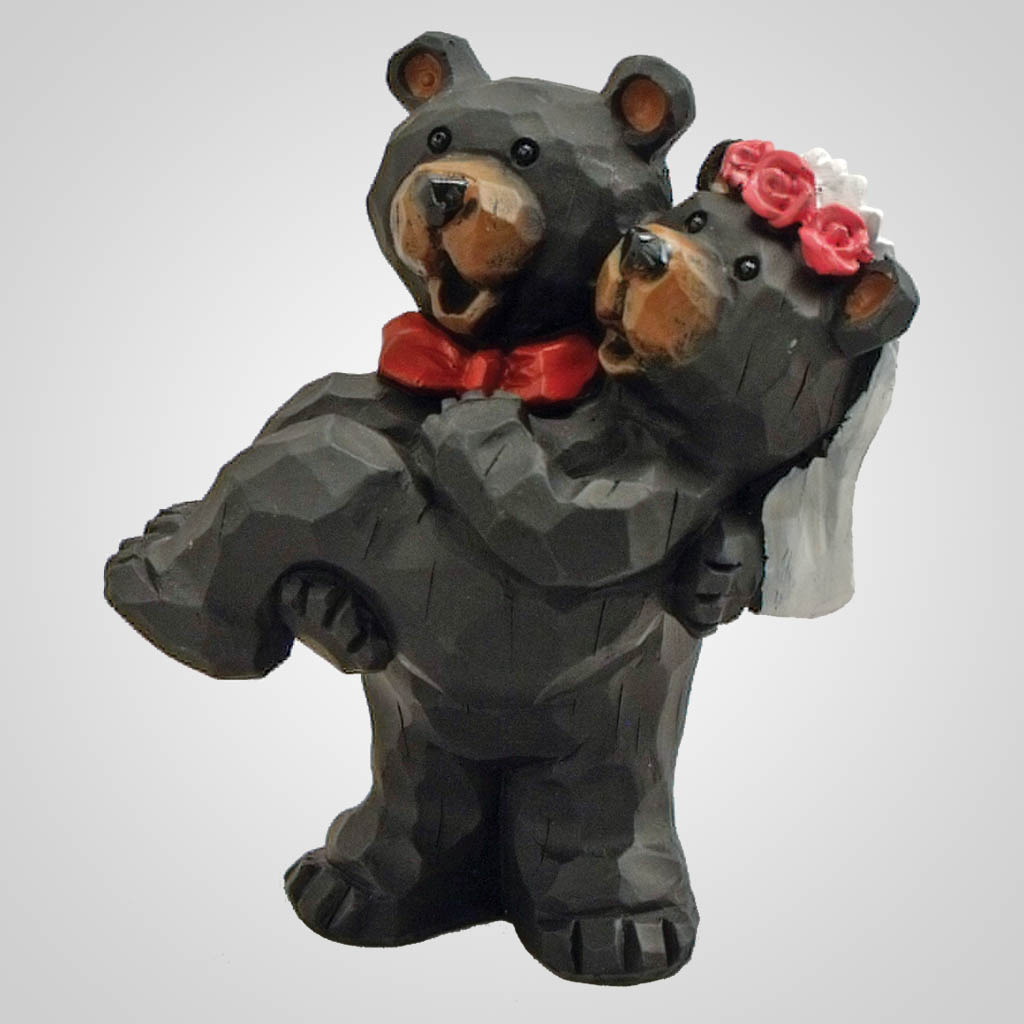 19040 - Wedding Bears