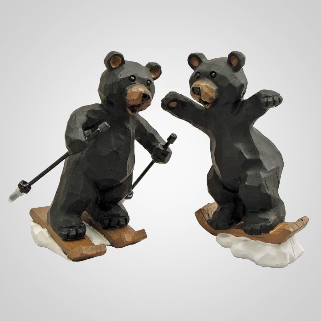 19047 - Ski & Snowboard Bears