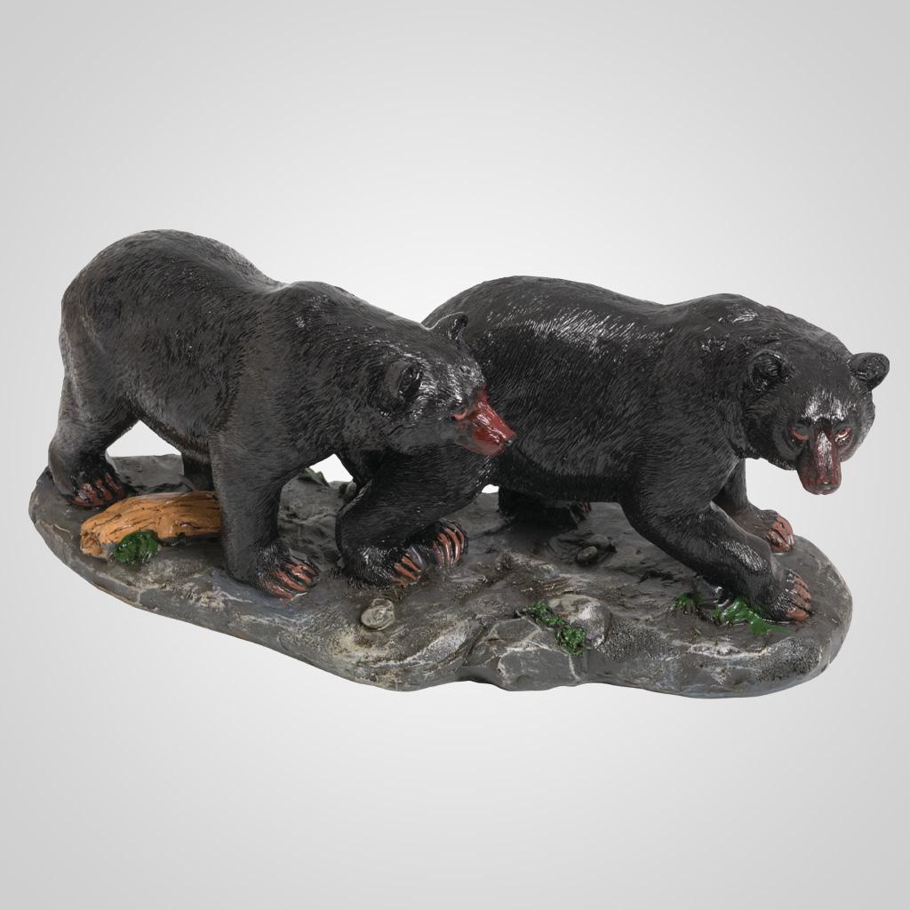 19084 - Bear Pair Walking