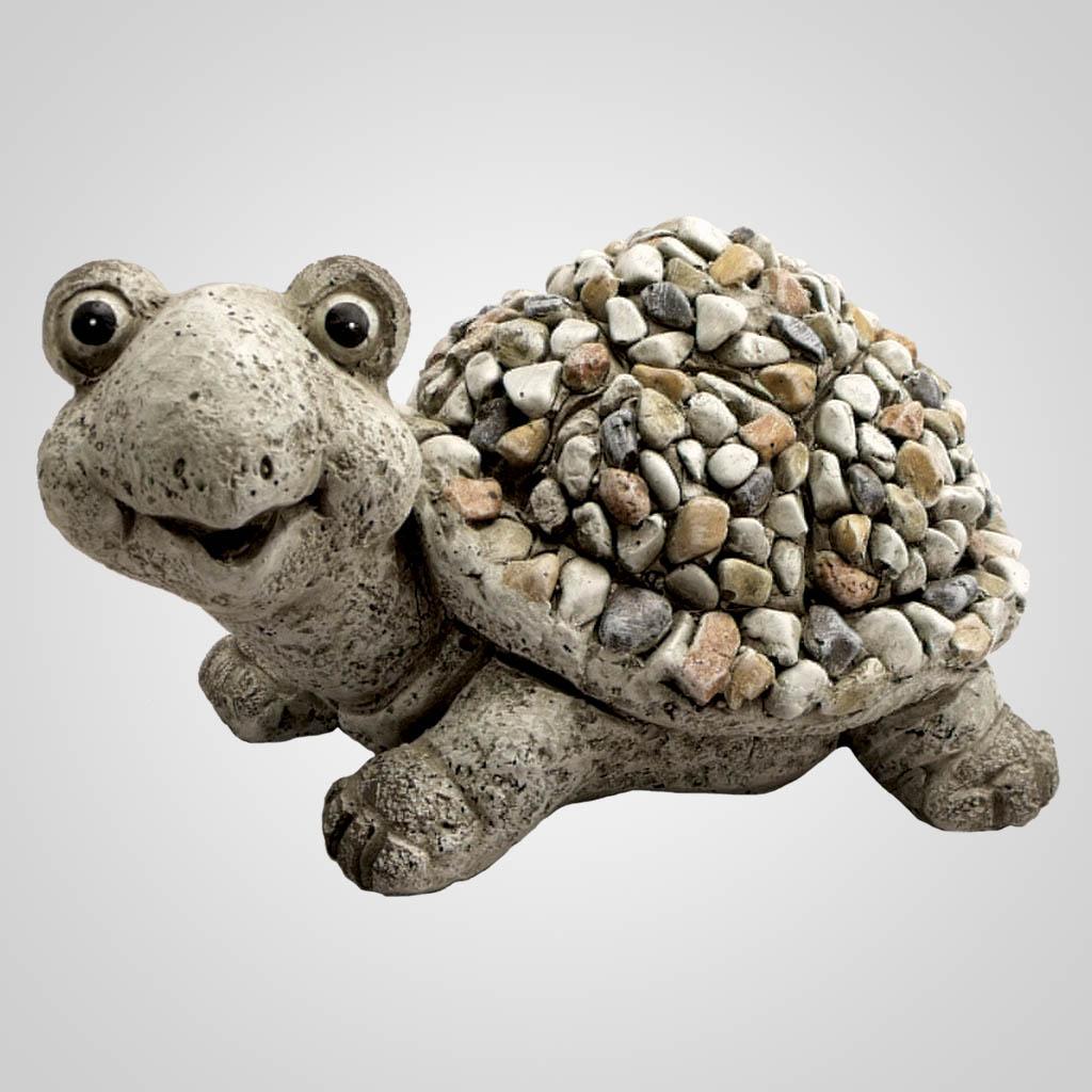 19097 - Pebble Stone Garden Turtle