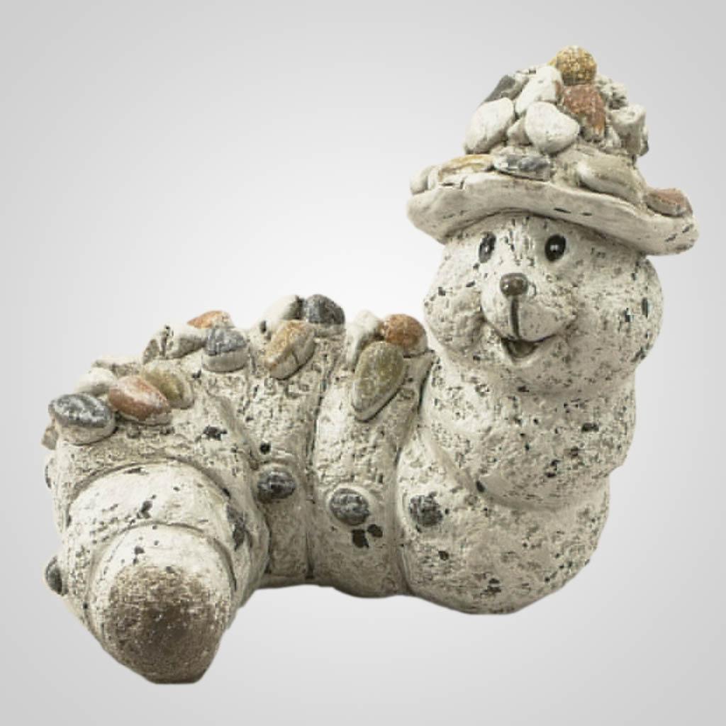 19101 - Pebble-Stone Garden Worm