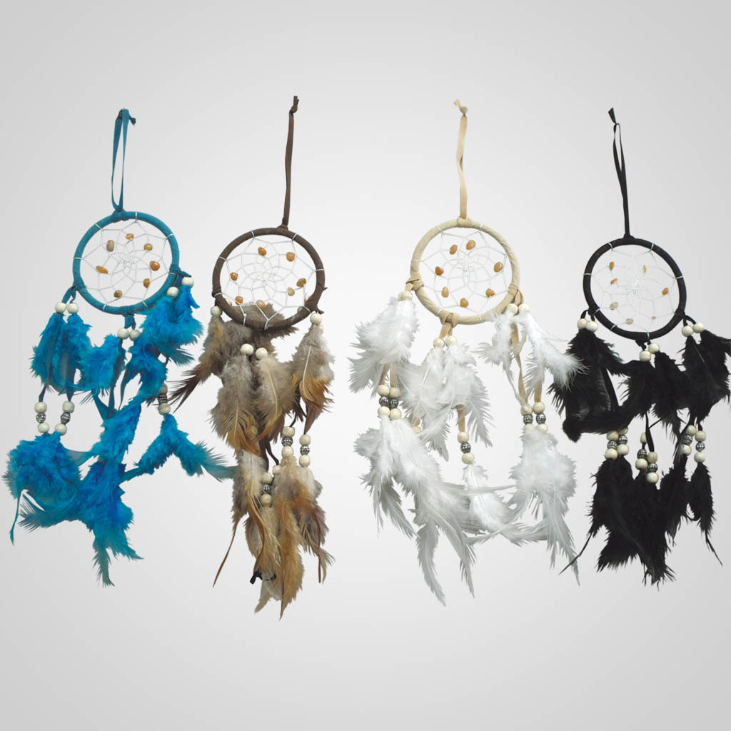 19108 - Stone Accent Dreamcatcher