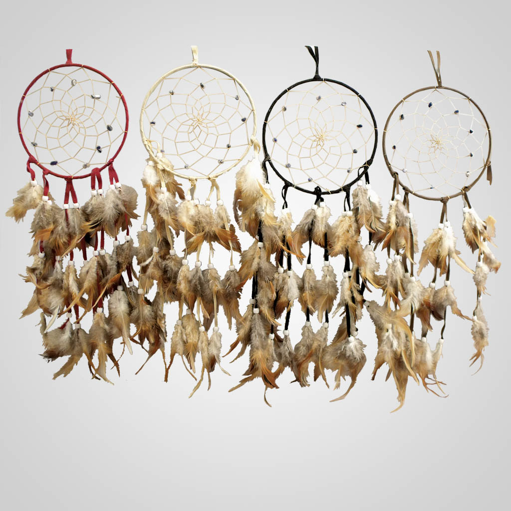19112 - Feathered Dreamcatcher