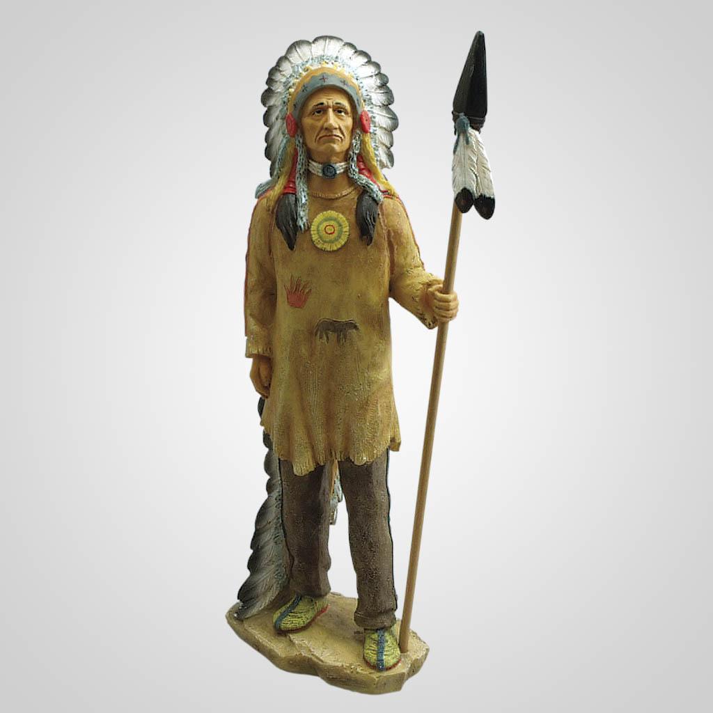 19121 - Native American Chief