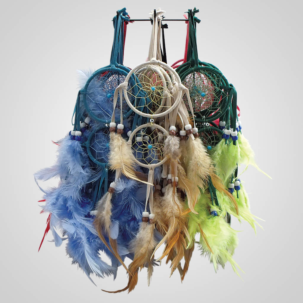 19136 - Double Dreamcatcher With Display
