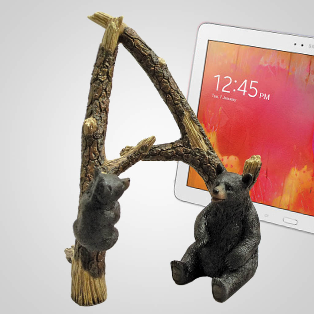 19153 - Bears & Branches Tablet Stand