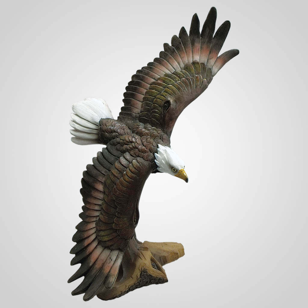 19178 - Soaring Eagle Figurine