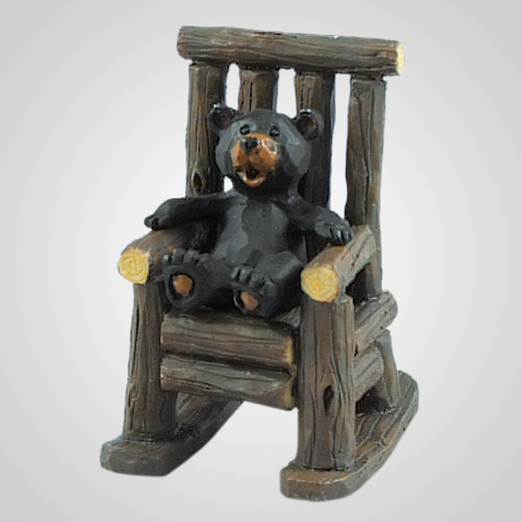 19347 - Papa Bear's Chair Figurine