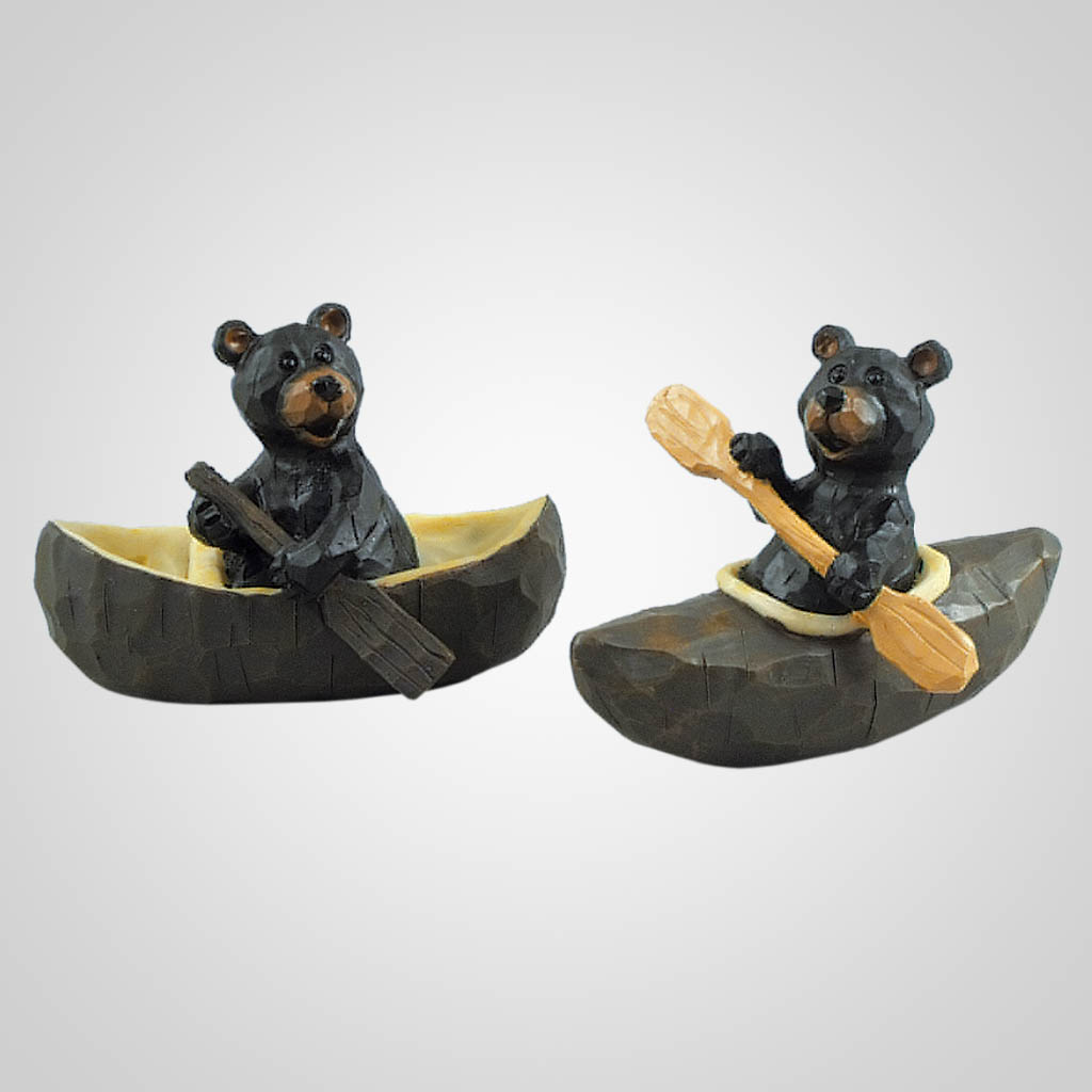 19348 - Canoe & Kayak Bears