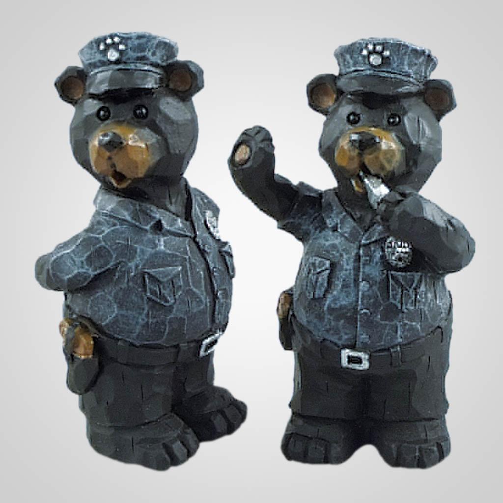 19350 - Police Bears