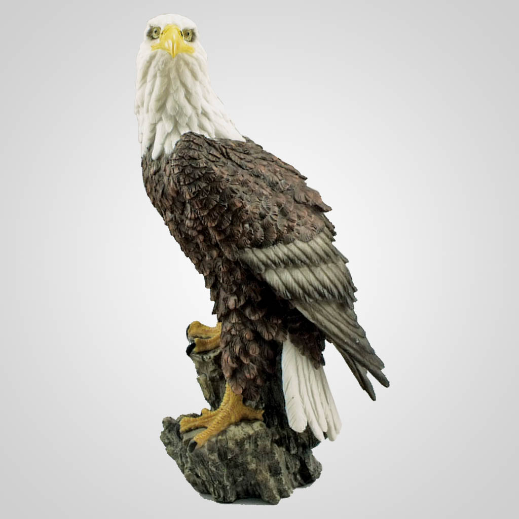 19422 - Large Perched Eagle