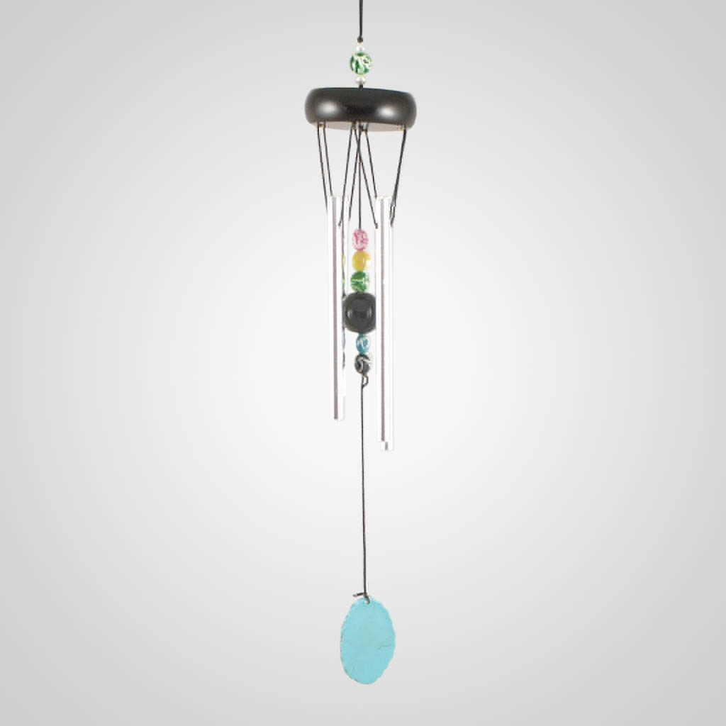 19444 - Colorful Beads Wind Chime
