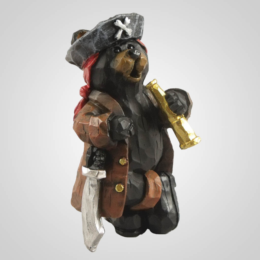 19447 - Captain Jack Pirate Bear