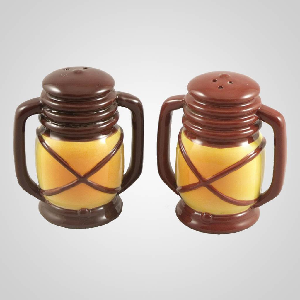 19456 - Lantern Salt & Pepper