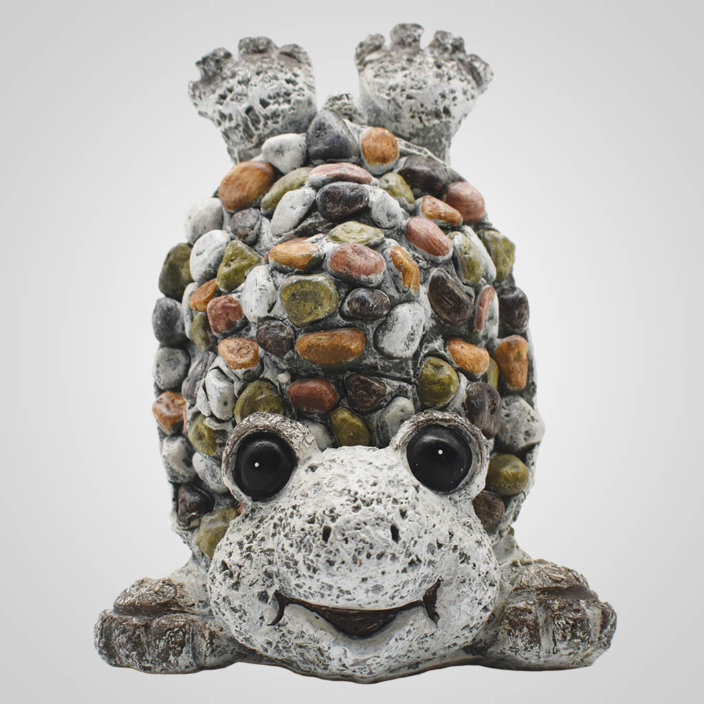 19574 - Pebble-Stone Garden Turtle